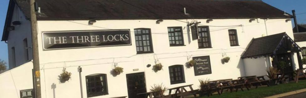 Welcome to The Three Locks.